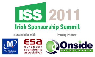 Irish Sponsorship Summit 2011